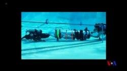 """美國太空公司研製""""小潛艇""""協助營救被困在岩洞裡的泰國人"""