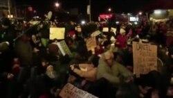 Продолжуваат протестите ширум САД
