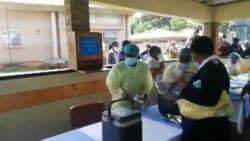 Nurses Preparing Vaccination Launch