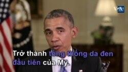 6 lý do khiến ông Obama được lịch sử ghi nhận là một trong những Tổng thống xuất sắc