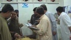巴基斯坦南部自殺炸彈炸死6人