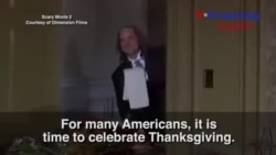 How US Gives Thanks: Food, Football, Parades
