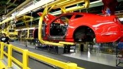 Tương lai ngành công nghiệp xe hơi