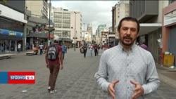Venezuela'da Protestolar Dinmiyor