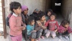 Li Efrînê bi Hezaran Kes ji Warên Xwe Dûr Ketine