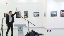 俄羅斯駐土耳其大使遇刺身亡