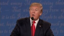 Trump: Assault on Mosul is designed to benefit Clinton campaign