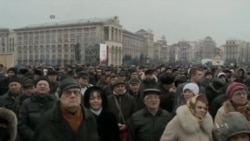 Tensions, Violence Rise in Ukraine