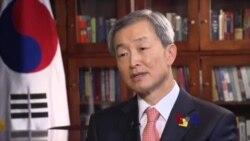 韩大使:韩日中在安全问题上缺乏合作