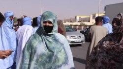 Des Mauritaniens expriment leur colère après l'arrestation de l'ex-président Ould Abdel Aziz