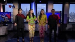 VOA Trending Topic: Abang None Jakarta Goes to Broadway