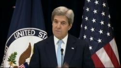 دو ریاستی حل کو خطرہ ہے: جان کیری