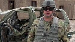 Американські військові готуються до служби в умовах максимально наближених до країни майбутньої дислокації. Відео