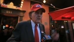 Президентские теледебаты за алкогольными коктейлями