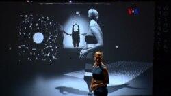 Innovadora exhibición digital interactiva en D.C.