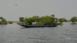 Rising Sea Levels Endanger Senegalese Islands