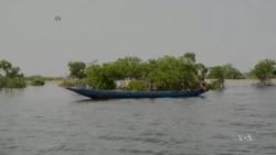 Rising Sea Levels Endanger Senegalese Islands