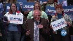 Берні Сандерс зняв свою кандидатуру із президентських перегонів 2020. Відео