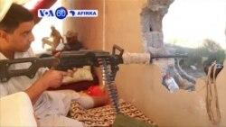VOA60 AFIRKA: LIBYA An Samu Tsagaitawar Wuta a Sirte.