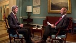 Interview with U.S. Secretary of State John Kerry, Oct. 10, 2014