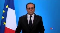 2016-12-02 美國之音視頻新聞: 法國總統奧朗德宣佈不競選連任