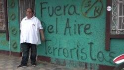 Emisora nicaragüense bajo amenazas de simpatizantes del gobierno