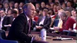 Putin: Russian Economy to Rebound in 2 Years