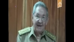 勞爾.卡斯特羅呼籲美國停止對古巴廣播