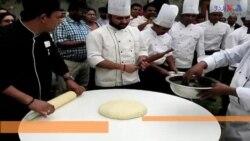 نئی دہلی: تلی ہوئی بڑی روٹی