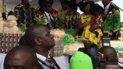 UMugabe, Immuli Yakhe Lozulu Bathi Gwaqa eMatobo