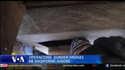 Operacione kundër drogës në jug të Shqipërisë
