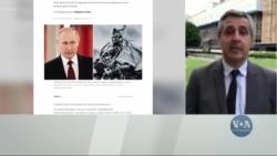 У 80 річницю нападу Гітлера на СРСР, стаття Путіна у німецькій газеті викликала критику з боку низки оглядачів. Відео
