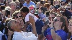 Los niños que conmovieron a Barack Obama