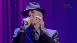 Leonard Cohen Sevenlerine Veda Etti