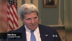 Kerry Says US 'Closely' Examining South Sudan Sanctions