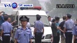 Con trai tướng Trung Quốc bị cáo buộc cưỡng hiếp (VOA60)