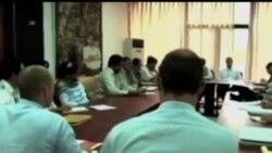2013-11-07 美國之音視頻新聞: 哥倫比亞政府與反叛組織和談取得重大進展