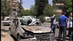 敘利亞總理避過炸彈襲擊沒有受傷