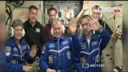 Как отметят День благодарения американские астронавты