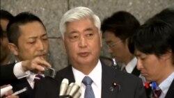 2016-04-26 美國之音視頻新聞: 日本防衛相對澳洲潛艇合同決定表示遺憾