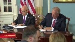 Mỹ, Israel ký thỏa thuận viện trợ quân sự