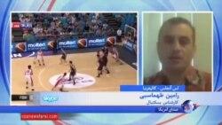گام نخست بسکتبال ایران در جام ملتهای آسیا ۲۰۱۵