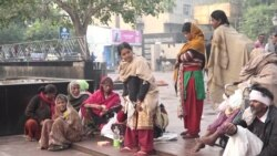 Delhi's Homeless Most Affected by City's Severe Air Pollution