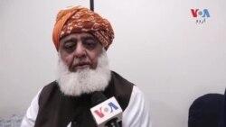 ہم اداروں سے تصادم نہیں چاہتے: مولانا فضل الرحمٰن