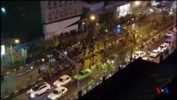 Dix morts dans des troubles nocturnes en Iran (vidéo)