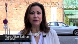 Marie Alice Salinas Reports From Vienna