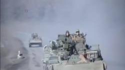 烏克蘭軍方:反叛武裝攻擊影響東部撤軍