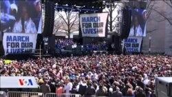 Pokret Nikad više: Marš za naše živote je tek početak