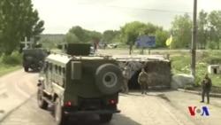 Sharqiy Ukrainada yangi ixtiloflar