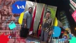 Diplomasi Kreatif Konjen RI untuk New York, Arifi Saiman